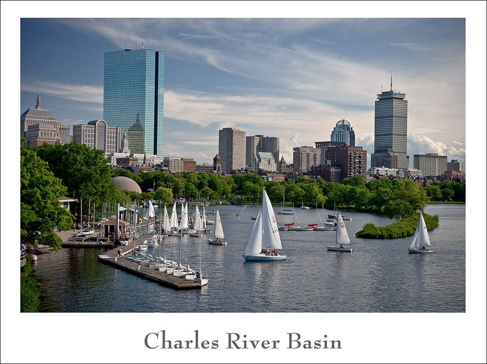 Sample of Boston Scenic Photos collection