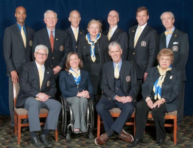 BAA Board of Directors group