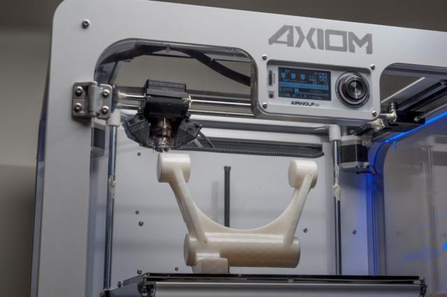 industrial photo 3D printer