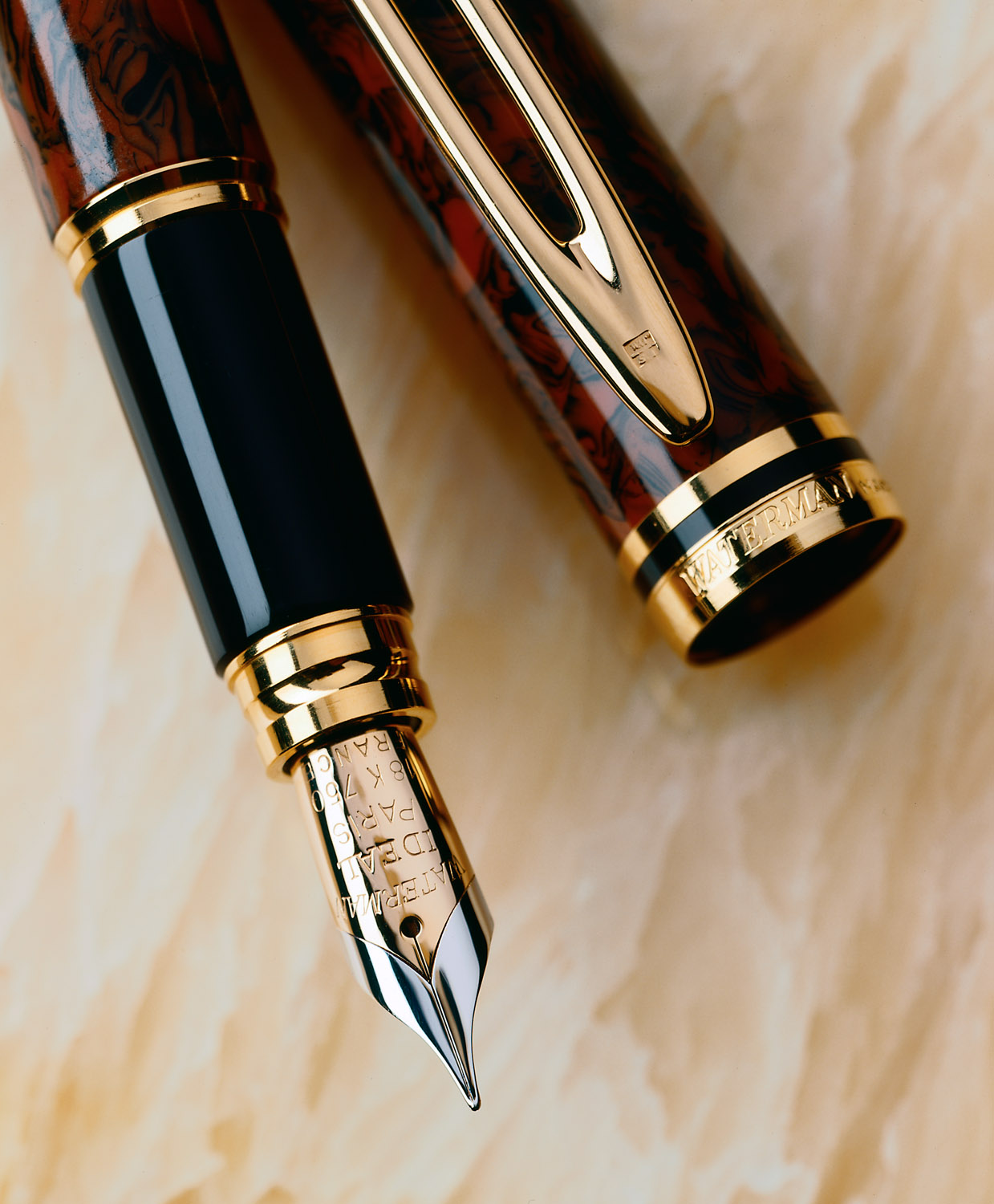 product photo of fountain pen